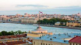 В здании петербургского Адмиралтейства торжественно открыли именную аудиторию ученого-кораблестроителя Николая Муру