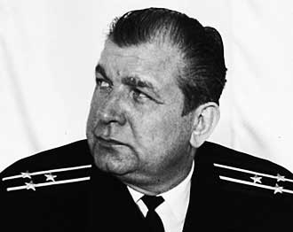 Заместитель начальника училища капитан 1 ранга Пинчук А.А.
