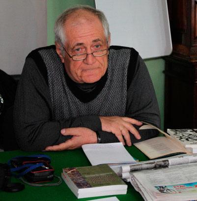 Тыцких Владимир Михайлович, член Союза писателей России