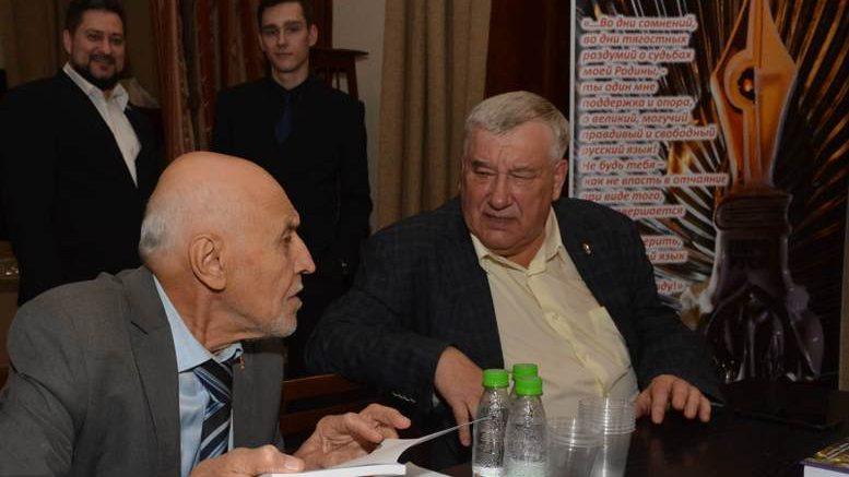 Николай Дроздов и Владимир Силкин.