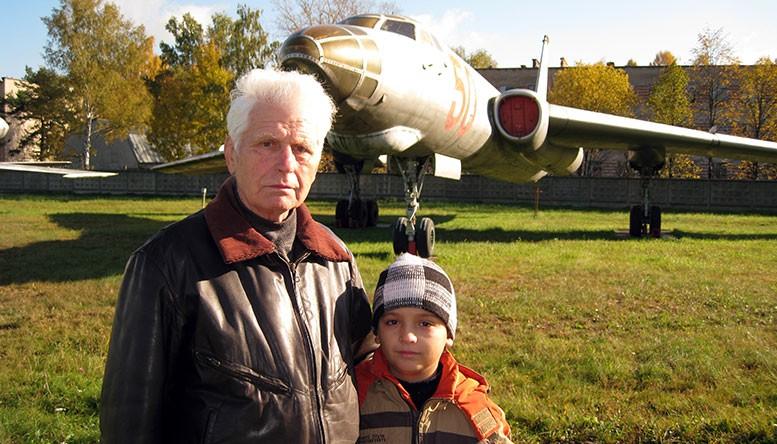Такие сюжеты – не редкость для Центрального музея ВВС. Преемственность поколений авиаторов – одна из составляющих его успешной деятельности.