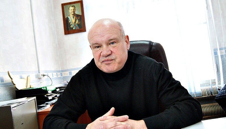 Начальник Центрального музея Военно-воздушных сил Александр Владимирович Гончаров.