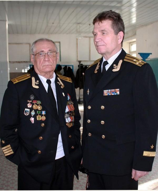 В.М.Тыцких и А. П. Мальтисов