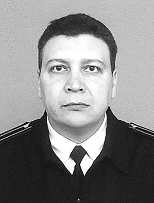 Парамонов Алексей Владимирович
