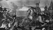 Победа при Духовщине в октябре 1812 года (Рис. Д.Скотта)