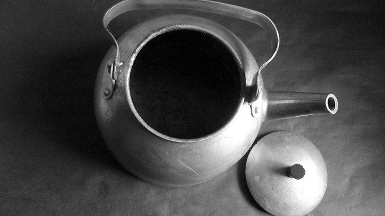 Чайник марганцовки