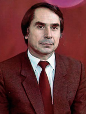 Вениамин Левицкий – директор КФРИПК. Киев, май 1985 года.