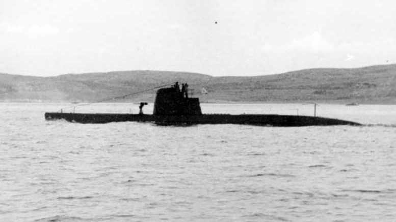 Подводная лодка «М-107 «Новосибирский комсомолец»