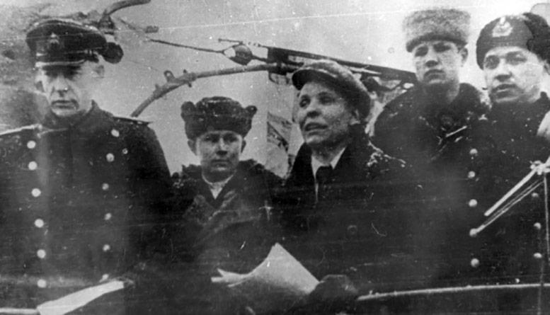 Фото из объединенного государственного  архива Челябинской области