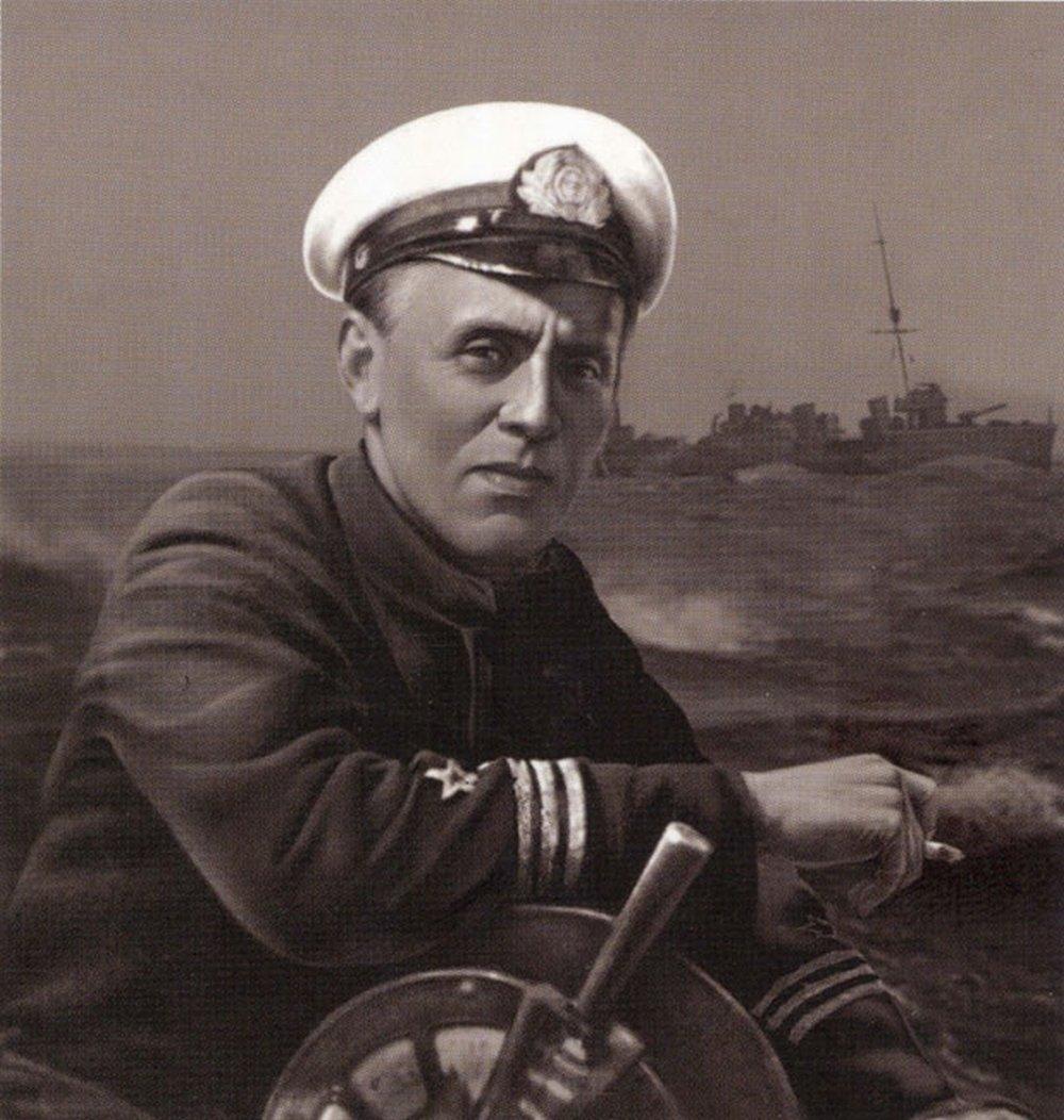 Сергей Адамович Колбасьев