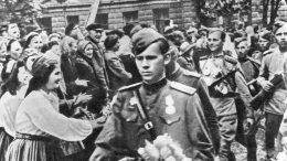 Разгром группировки немецко-фашистских войск в Прибалтике
