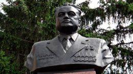 Бюст В.П.Макеева в г.Коломне