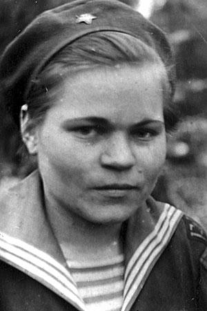 Тася Воротникова