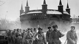 Появится ли в Кракове памятник Красной армии?
