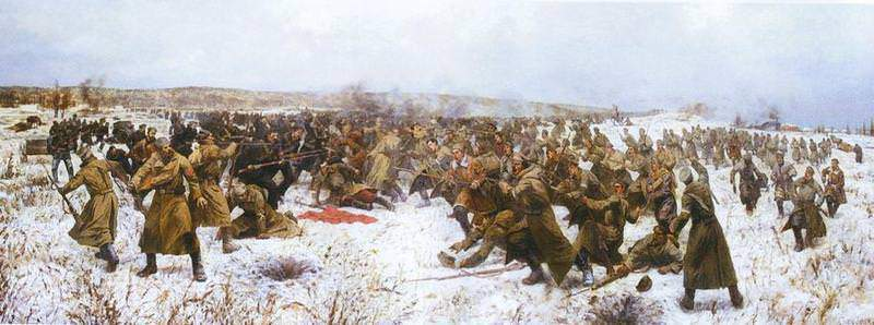 Сражение под Крутами