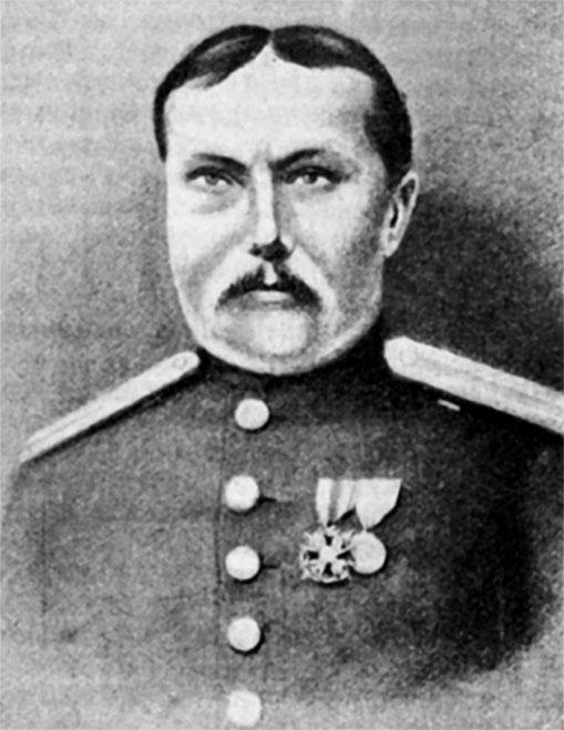 Ф. М. Горталов. Неизвестный художник