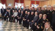 В ЦДРА прошла встреча командного состава и ветеранов 11 дивизии подводных лодок Северного флота