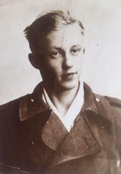 Дьяконов Г.А. в 1942 г.
