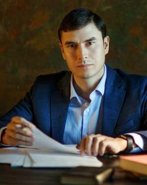 Депутат Госдумы Сергей Шаргунов