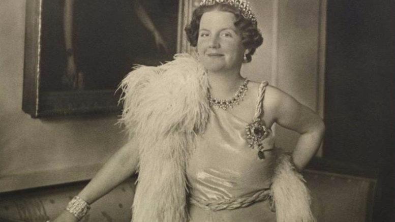 Королева Нидерландов Юлиана