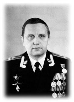 Капитан 1 ранга Зеленский Юрий Александрович
