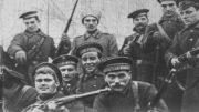 Матросы в гражданской войне