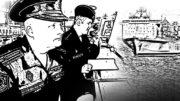 Военно-морской приключенческий роман