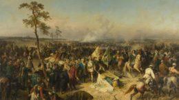 «Полтавская битва», А. Е. Коцебу
