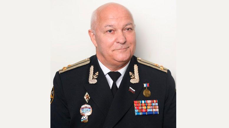 Савёлов Владимир Александрович